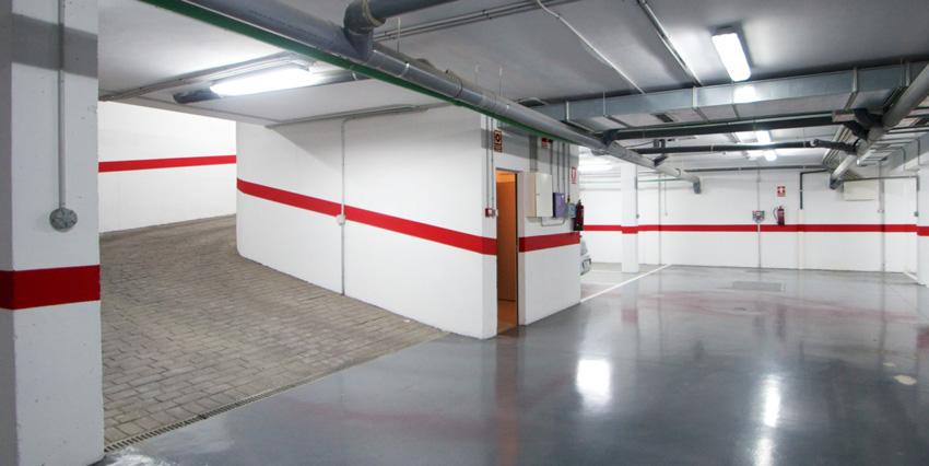 Plazas de garaje calle santiago - Plazas de garaje en alquiler ...