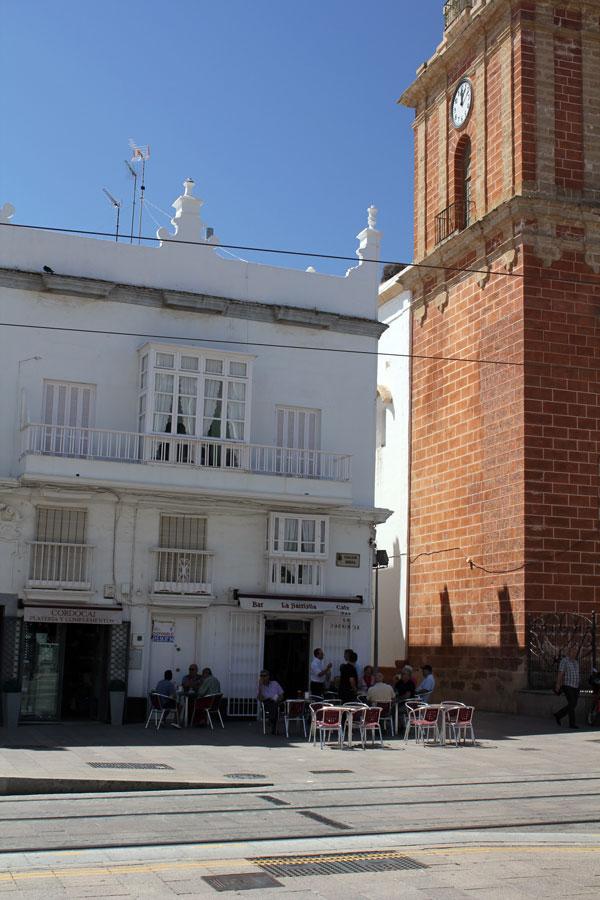 Finca calle Real 75 – San Fernando